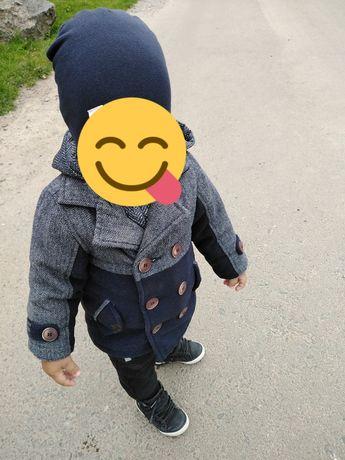 Пальто 9-18 месяцев