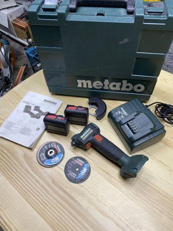 Болгарка (кутова шліфувальна) Metabo PowerMaxx CC 12 BL