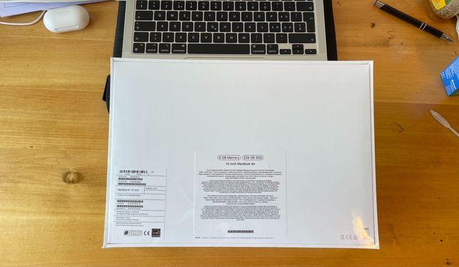 MacbooK Air, M1, 8GB, 256gb