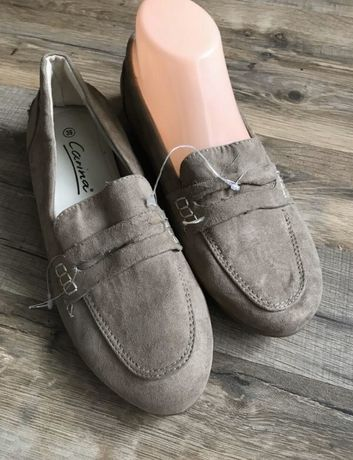Туфли лоферы Carina р.39 сток