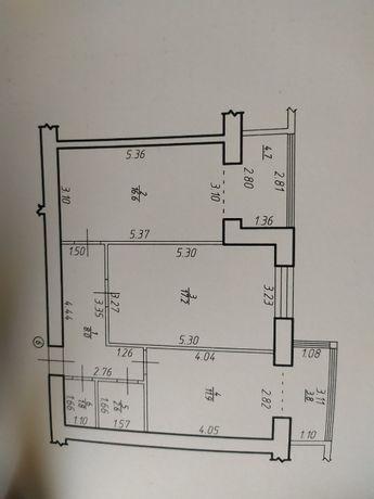 Продам, 2-кімн.,в Зданому комплексі в центрі міста