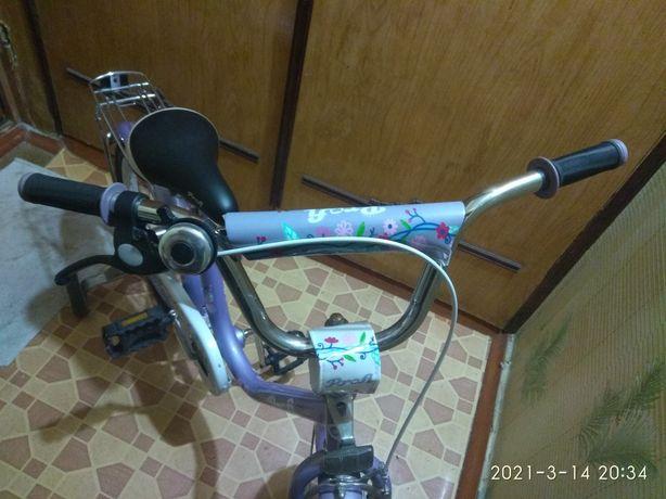 Велосипед состояния нового