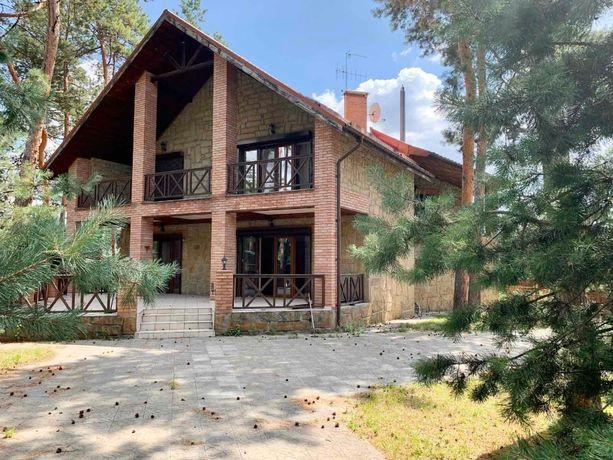Дом 235 м2 в продаже в сосновом лесу на участке 15 соток IG