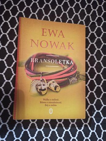 Książka Ewa Nowak Bransoletka