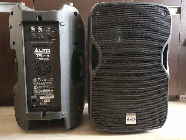 Alto TS115A Truesonic kolumny aktywne 15″ 800W DJ nagłośnienie