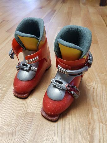 Buty narciarskie dziecięce  dł.wkładki 22 cm