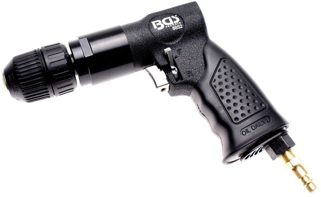 Berbequim pneumátic c/ liberação rápida de 10 mm - BGS GERMANY