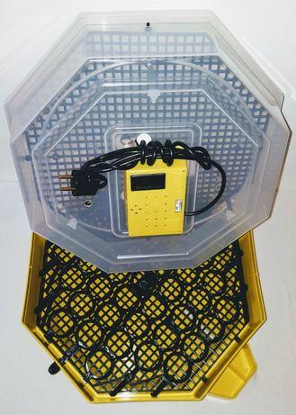 Półautomatyczny inkubator wylęgarka klujnik taca na 48/60 jaj