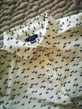 Camisa/blusa  de menina GANT, 11/12 anos _NOVA-