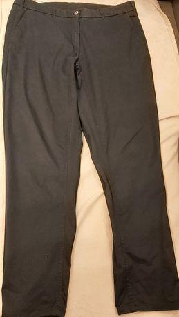 Spodnie czarne chino rozm.46