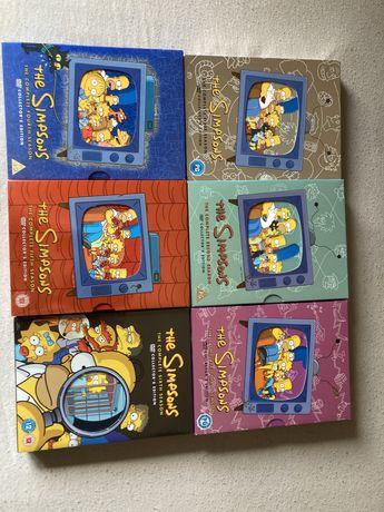 The Simpsons serial 6 sezonów