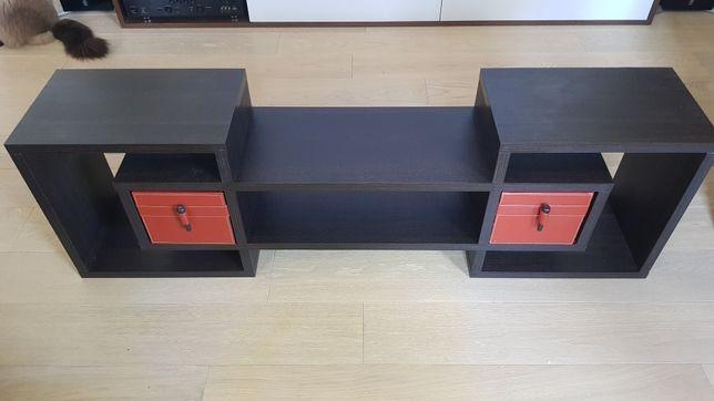 Półka wisząca VOX Kokeshi (130cm x 40cm x 25cm)