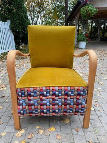 Fotele mid century modern, fotele prl, fotel klubowy, fotele vintage