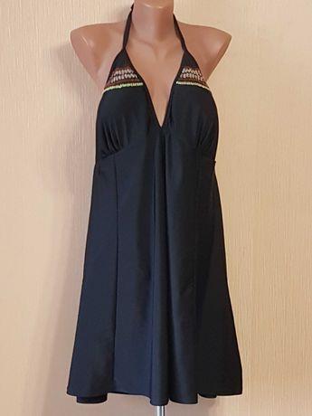 Купальник. Платье -купальник