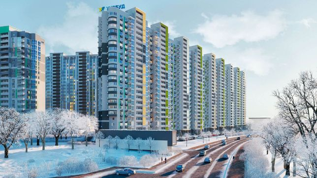 Продам 3к квартиру в ЖК Паркова Долина Кайсарова