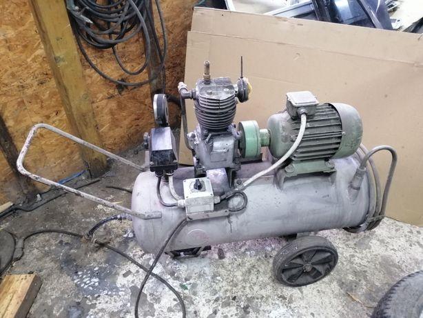 DDR kompressor  sprężarka