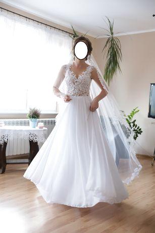 suknia ślubna (Visual Chris)