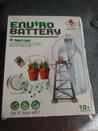 Eko bateria 4M ekologiczny zestaw naukowca, NOWY