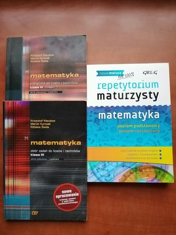 Repetytorium maturzysty, matematyka