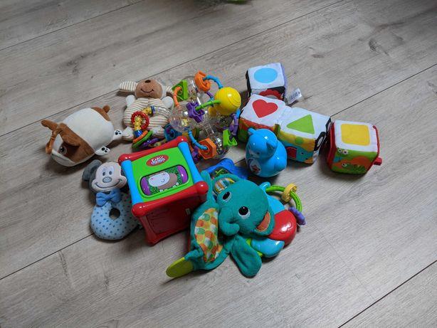 Zabawki dla niemowlaka oddam  za darmo