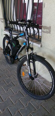Rower elektryczny ebike Rockrider