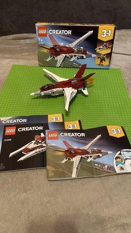 Lego samolot Lego Creator 3w1 31086 zestaw