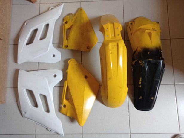 Plásticos Gas Gas 125/200/250/300