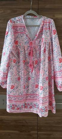 Nowa tunika, sukienka firmy Kolorfun, okazja:)