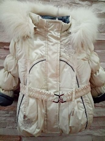 Комплект зимний - куртка и комбинезон