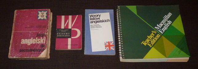 Słowniki / podręczniki / książki - Język angielski - TANIO!