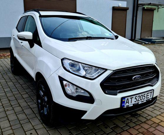 Ford Ecosport 2018 2.0 бензин