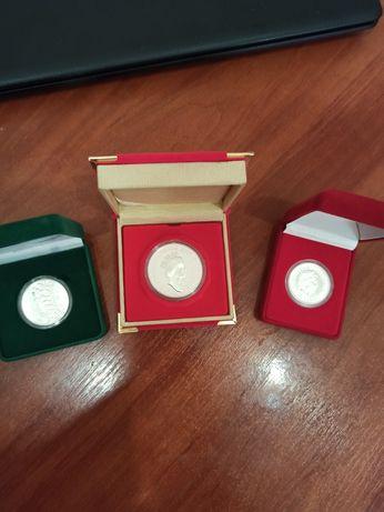 Серебро монета Австралия году быка 15 DOLLARS  2009  ELIZABETH II