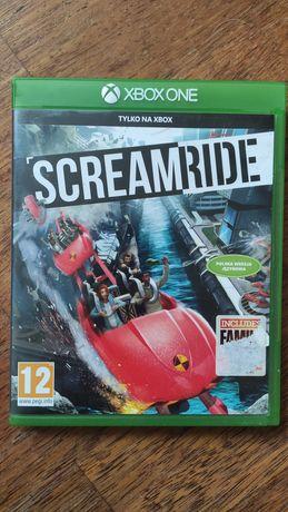 Gra Xbox screamride