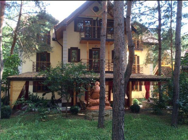 Святогорск продаётся дом, пансионат,500м2,возможен обмен Киевская обл.