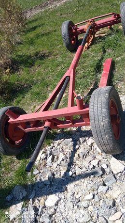 Wóz masywny żelazny