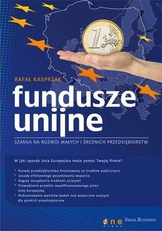 Fundusze unijne - Rafał Kasprzak