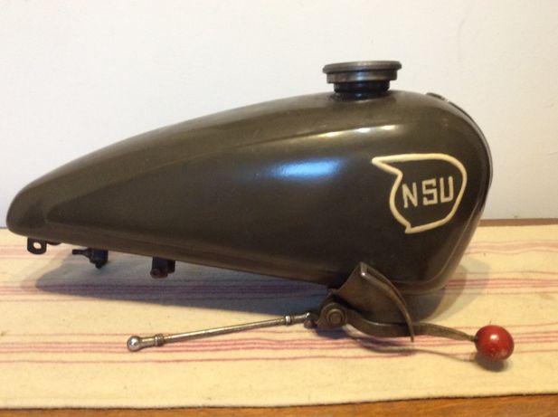 Zbiornik paliwa NSU