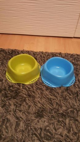 2 Tigelas de comer para animais
