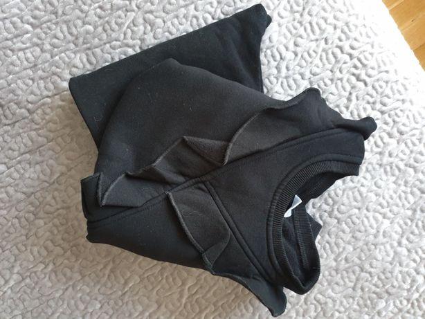 Komplet dres STONE SKIRTS rozmiar M czarny