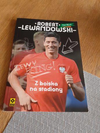 Książka Robert Lewandowski