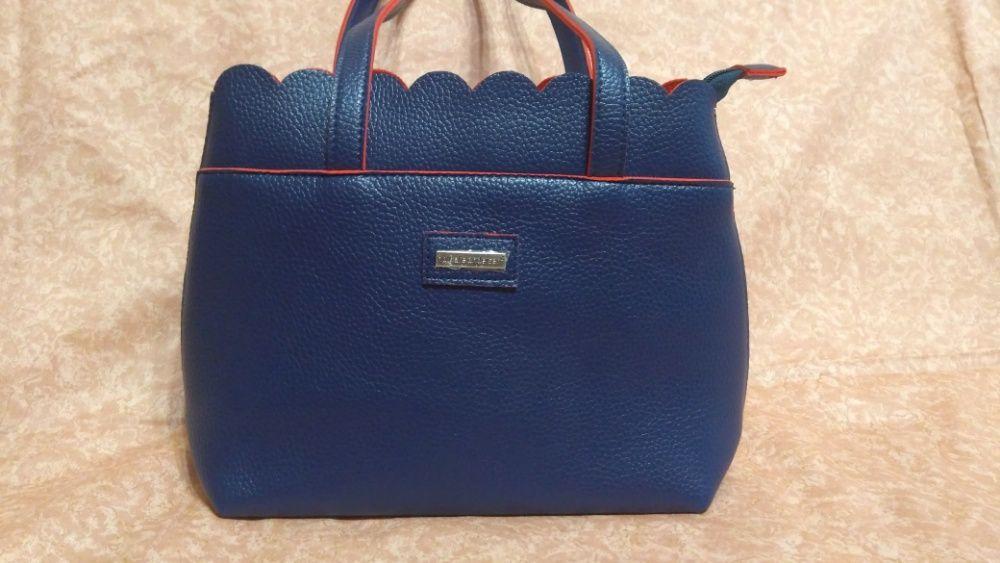 Cиняя сумка-шоппер nathalie andersen Сумы - изображение 1