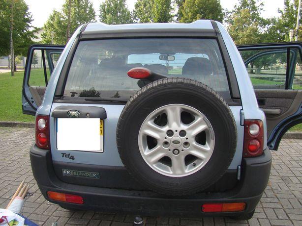 Land Rover Freelander td4 2001
