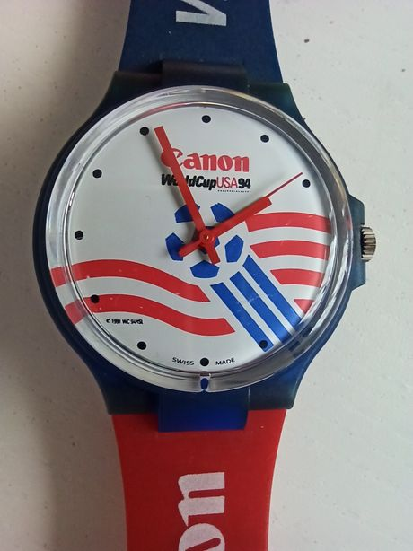 Zegarek CANON watch Canon World Cup USA 1994 , COLLECTORS ITEM