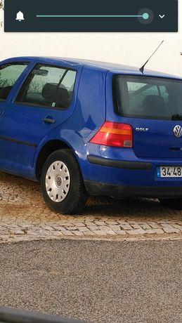 Traseira completa VW golf lV 1.4 16v de 98