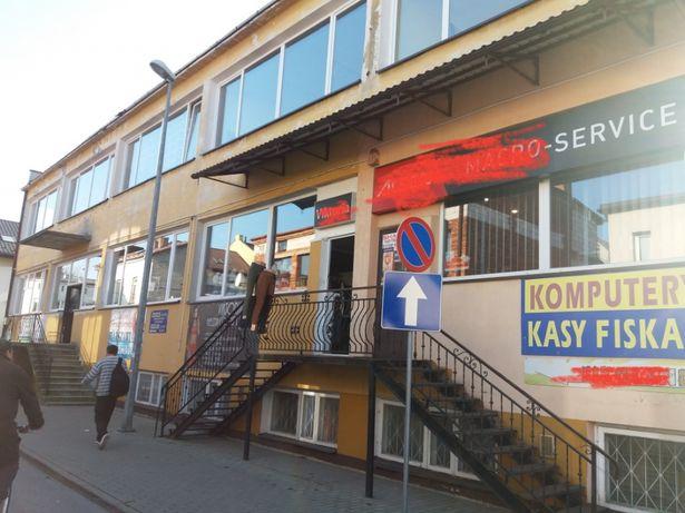 Lokal usługowy Tomaszów Lubelski
