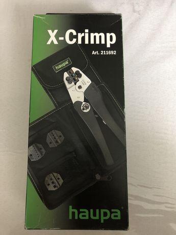 Praska Haupa X-Crimp 211692