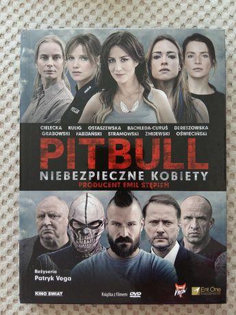 Pitbull - niebezpieczne kobiety - film, dvd