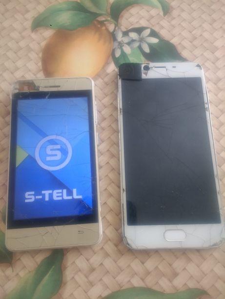 Телефоны на запчасти S-tell, Meizu
