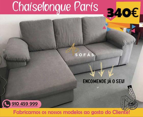 Chaiselongue Reversível - PREÇO DE FÁBRICA