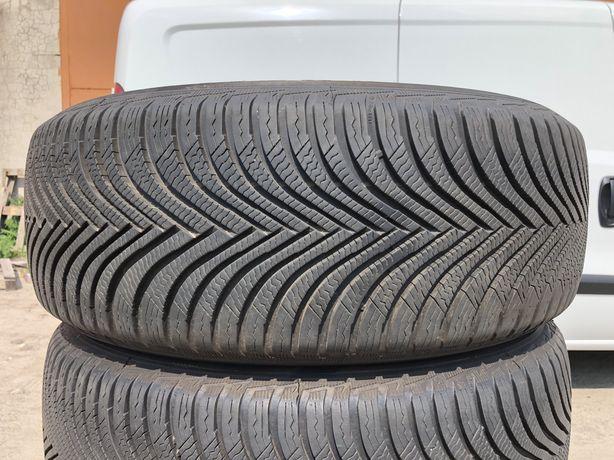 225/55 r17 Резина зимняя Michelin Alpin 5 как НОВАЯ